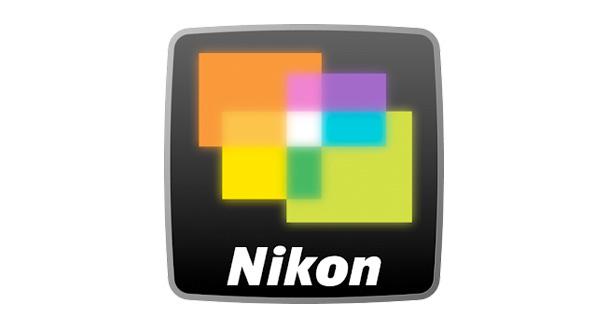 NIKON IMAGE SPACE 어플리케이션 로고
