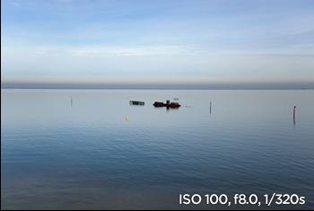 샘플이미지 ISO 100, f8.0, 1/320s